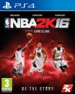 NBA 2K16 Playstation 4 (PS4) video game