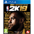 NBA 2K19 20th Anniversary Edition Playstation 4 (PS4) video spēle