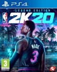 NBA 2K20 Legend Edition Playstation 4 (PS4) video game - in stock