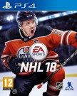 NHL 18 Playstation 4 (PS4) video spēle - ir veikalā