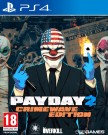 Payday 2 Crimewave Edition Playstation 4 (PS4) video spēle