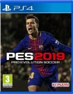 Pro Evolution Soccer 2019 (PES) Playstation 4 (PS4) video game