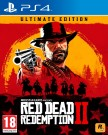Red Dead Redemption 2 Ultimate Edition Playstation 4 (PS4) video spēle - ir veikalā
