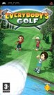Everybodys Golf PSP game