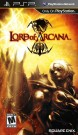 Lord of Arcana Playstation PSP game