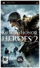 Medal of Honors Heroes 2 PSP