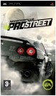 Need for Speed: ProStreet PSP game