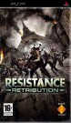 Resistance Retribution PSP game