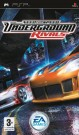 Need for Speed: Underground Rivals PSP spēle