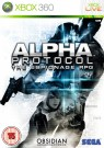 Alpha Protocol Xbox 360 video spēle