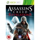 Assassin's Creed Revelations (Assassins Creed) Xbox 360 (Xbox One Compatible) video spēle