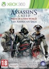 Assassin's Creed The American Saga Collection (Assassins Creed III (3) + IV (4) Black Flag + Liberation HD) Xbox 360 video spēle