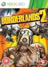 Borderlands 2 Xbox 360 video spēle
