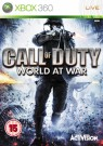 Call of Duty: World at War Xbox 360 video spēle