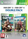 Far Cry 3 + Far Cry 4 Double Pack Xbox 360 видео игра - ir veikalā