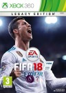 FIFA 18 Legacy Edition Xbox 360 video spēle