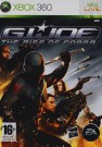 G.I. Joe The Rise of Cobra Xbox 360 video spēle - ir veikalā