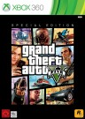 Grand Theft Auto V (GTA 5) Special Edition Xbox 360 video spēle - ir veikalā