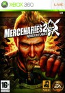 Mercenaries 2: World in Flames Xbox 360 video spēle - ir veikalā