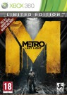 Metro Last Light Limited Edition Xbox 360 video spēle - ir veikalā