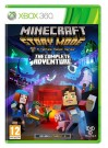 Minecraft Story Mode The Complete Adventure Xbox 360 video spēle
