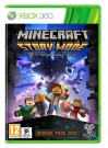 Minecraft Story Mode Xbox 360 video spēle