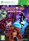 Monster High New Ghoul in School Xbox 360 video spēle