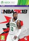 NBA 2K18 Xbox 360 video spēle