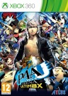 Persona 4 Arena Ultimax Xbox 360 video spēle