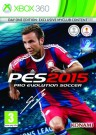 Pro Evolution Soccer 2015 (PES) Day One Edition Xbox 360 spēle