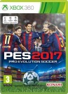 Pro Evolution Soccer (PES) 2017 Xbox 360 video spēle