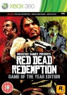 Red Dead Redemption Game of the Year Edition Xbox 360 video spēle (Xbox One compatible) - ir veikalā