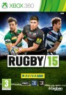Rugby 15 Xbox 360 video spēle