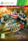 Rugby League Live 2 - Game of the Year Edition Xbox 360