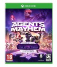 Agents of Mayhem Xbox One video spēle - ir veikalā