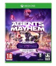 Agents of Mayhem Day 1 Edition Xbox One video spēle - ir veikalā