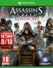 Assassin's Creed Syndicate Xbox One video spēle