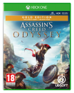 Assassins Creed Odyssey Gold Edition Xbox One video spēle