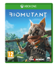 Biomutant Xbox One video spēle