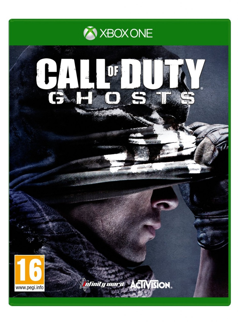 Call of Duty  Ghosts Xbox One video sp  leXbox One Call Of Duty Ghosts