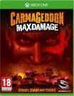 Carmageddon Max Damage Xbox One video spēle