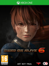 Dead or Alive 6 Xbox One video spēle