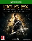 Deus Ex Mankind Divided - Day One Edition Xbox One video spēle - ir veikalā