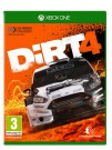 DiRT 4 Xbox One video spēle