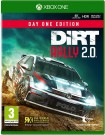 DiRT Rally 2.0 Day One Edition Xbox One video spēle - ir veikalā