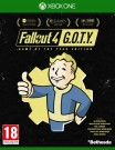 Fallout 4 Game of the Year Edition GOTY Xbox One video spēle