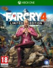 Far Cry 4 Limited Edition Xbox One video spēle