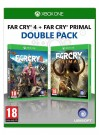 Far Cry Primal and Far Cry 4 Xbox One video spēle