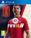 FIFA 18 Playstation 4 (PS4) with World Cup Update video spēle