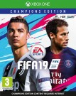 FIFA 19 Champions Edition Xbox One video spēle
